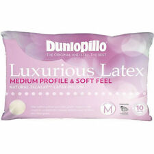 Dunlopillo Talalay Latex Luxurious Medium Profile & Soft Feel Pillow RRP $139.95