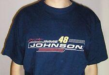 MEN'S NASCAR # 48 JIMMIE JOHNSON T SHIRT Large