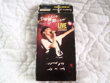 DEBBIE GIBSON LIVE AROUND THE WORLD VHS IN CONCERT 1990 TOUR OOP MUSIC VIDEO