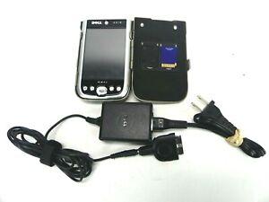 Dell Axim X51v w/ Stylus Charger & Rhino Skin Case Windows Mobile Pocket PC PDA