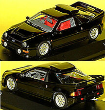 Ford RS 200 Coupe 1983-86 schwarz black 1:43 Minichamps