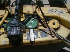 New Belt For John Deere 272 Grooming / Finish Mower 1/2 Of Dealer Price