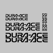 8x Dura Ace Bike/Cycling/Cycle/Push Bike Frame Stickers Decals Kit