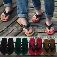 Home Men Summer Slipper Casual Beach Shoes Flip Flop Sandals US Size 7 8 9 10 11
