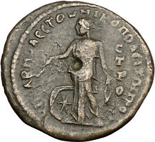GORDIAN III 238AD Nicopolis ad Istrum NEMESIS Ancient Roman Coin i38490