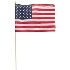 """Independence Flag American Hand Flag (Sewn) 12"""" x 18"""" - 249512"""