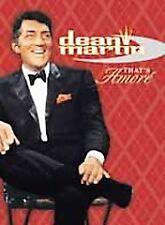 Dean Martin: That's Amore, DVD, Dean Martin,Peggy Lee,Petula Clark, John Scheinf
