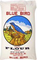 Cortez Milling Blue Bird Flour 20 LB Bleached Enriched
