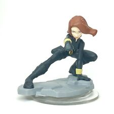 Disney Infinity Black Widow Marvel Super Heroes 2.0 Edition Figure Black Widow