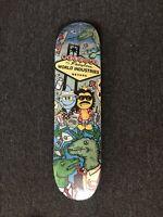 World Industries Fear And Loathing Las Vegas Flameboy Wet Willy Skateboard Deck