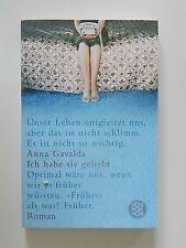 Anna Gavalda Ich habe sie geliebt Roman Fischer Verlag Buch
