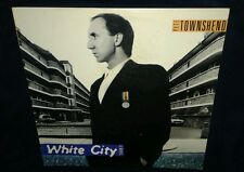 Pete Townshend, WHITE CITY, VINYL 1985 LP (VG+) cover VG, FACE THE FACE