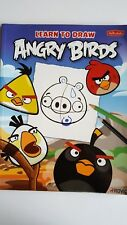 Angry Birds Learn to Draw Paperback  2012 By Kristina Marroquin