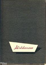 Trepte potsdam Hiddensee souvenir étui avec 10 photos de rda de 1975