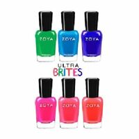 Zoya Polish Ultra Brites Neon Collection (Choose your Color)