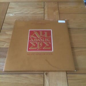 """ALL ABOUT EVE - WHAT KIND OF FOOL (UK 1988 POSTER PACK NO'D 12"""" VINYL SINGLE)"""