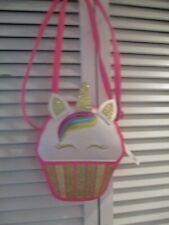 NWT Cat & Jack Girls Unicorn Crossbody Bag - Pink