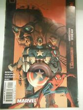 Marvel Comics Ultimate Six The Ultimates & Ultimate  Comic# 1,3,4 Fine  SMCO7