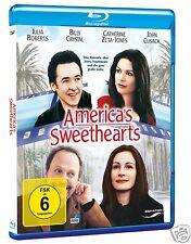 America's Sweethearts [2001] (Blu-ray Region-Free)~~Julia Roberts~~NEW & SEALED