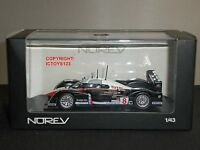 NOREV 472719 PEUGEOT 908 LE MANS 2007 NO.8 DIECAST MODEL FORMULA 1 RACING CAR