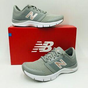 New Balance x Isaac Mizrahi Women 700 Mesh Lace Up Sneakers - Grey/Champagne