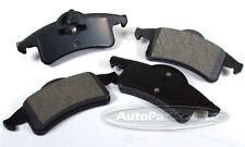 Disc Brake Pad Set-Semi-Metallic Pads Rear PPM791 fits 99-04 Jeep Grand Cherokee
