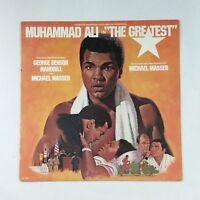 THE GREATEST Soundtrack AL7000 MbC Wly LP Vinyl VG+ Cvr VG+ near ++ Muhammad Ali