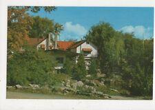 Terra Cotta Inn Ontario Canada Postcard 726a