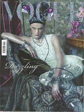 VOGUE ITALIA - March 2011 - Saskia de Brauw Cover