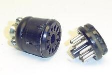 TRADITIONAL COLLINS S-LINE 516F-2 11 PIN CONNECTORS - FREE DELIVERY
