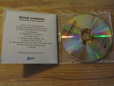 RICHIE SAMBORA - AFTERMATH OF THE LOWDOWN / ADVANCE-ALBUM-CD 2012
