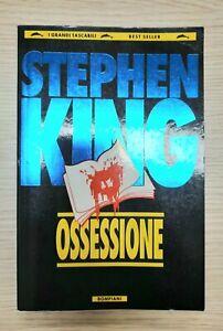 OSSESSIONE Stephen King 1995 BOMPIANI GRANDI TASCABILI raro.
