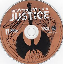 Rev Theory Autographed CD Signed by The Whole Group