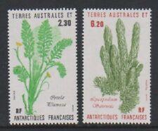 FSAT/TAAF - 1986, Plants set - MNH - SG 216/17
