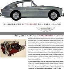 Aston Martin 1957 - The David Brown Aston Martin DB2-4 Mark II Saloon