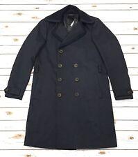 Diesel Men's Peacoat Jacket Size IT 46 US 36 JANNYLU-ES Blue $1075 (F40)