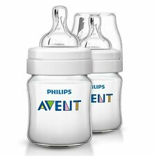 Philips Avent SCF560/27 Classic Bottle Twin (125 ml, Pack of 2)