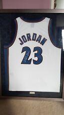 Michael Jordan Signed Jersey