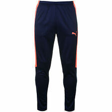 PUMA Evo Training Pants Tracksuit Bottoms Size 2XL BNWT RRP £36.98 Navy/Coral