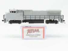 N Scale Atlas 48830 Undecorated GE Dash8-32BWH Diesel Locomotive No#