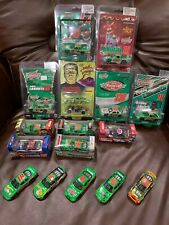 Lot of (16) #18 Bobby Labonte NASCAR Team 1/64 Action Brand Diecast Cars