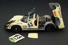Exoto 1972 NoveStyle Porsche 910 / Le Mans / Scale 1:18 / #MTB00062I