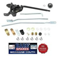 HOLDEN HQ HJ HX HZ WB AUSSIE 4 SPEED BUCKET SEAT SHIFTER & LINKAGE KIT GTS SS