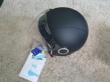 VESPA VJ Helm matt schwarz Gr. XL Helmet Mat black neu