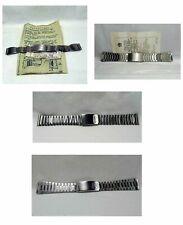 USSR bracelet watch Poljot chronograph 3133 Ocean Vostok Raketa strap Neptune