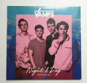 The Vamps - Night & Day - Night Edition Vinyl LP Record NEW & SEALED 2017
