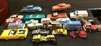 Estate Find - Old Toy Cars/Trucks 20+ Structo Tootsie Lesney Corgi Citation