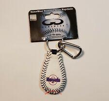Omaha Royals Classic Baseball Key Ring