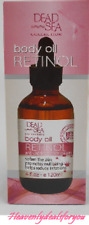 NIB sealed Dead Sea Collection Anti-Aging Body Oil Retinol 4fl.oz/120mL