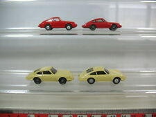 N330-0, 5# 4x wiking h0 modèles porsche: 3x 911, 1x 911 C